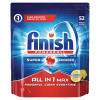 Finish All In 1 Turbo Dishwasher Tablets (Pack of 52) 1002091