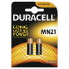 Duracell Car Alarm Battery 12V MN21 Pk 2 75072670