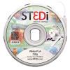 ST3Di White PLA 3D Printing Filament 750g ST-6008-00