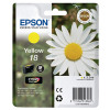 Epson 18 Yellow Inkjet Cartridge C13T18044010 / T1804