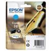 Epson 16 Cyan Inkjet Cartridge C13T16224010 / T1622