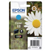 Epson 18 Cyan Inkjet Cartridge C13T18024012