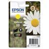 Epson 18 Yellow Inkjet Cartridge C13T18044012