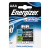 Energizer Ultimate Lithium Battery AAA Pk 2 626262