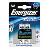 Energizer AA Ultimate Lithium Batteries (Pack of 2) 629762