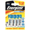 Energizer AA HighTech Alkaline Batteries Promotion Pack of 6 632884