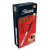Sharpie Black Retractable Marker Fine (Pack of 12) S0810840