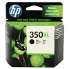 HP 350XL High Yield Black Inkjet Cartridge CB336EE