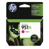 HP 951XL Magenta Officejet Inkjet Cartridge CN047AE
