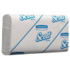 Scott Slimfold White Hand Towels 1-Ply (Pack of 1760) 5856