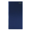 Week to View 2019 Portrait Blue Slim Diary KF1BU19
