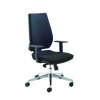 Arista High Back 3 Lever Task Chair Blue KF74178