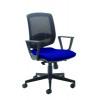Arista High Back Mesh Task Chair Blue KF74180