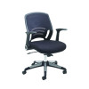Jemini Graphite Mesh Task Chair