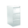 Jemini Filing Cabinet 3 Drawer White KF78707