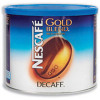 Nescafe Gold Blend Coffee Decaffeinated X2 With FOC KitKat X2 Nl819759