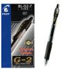 Pilot G205 Gel Ink Retractable Black Pen (Pack of 12) 040101201
