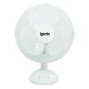 Igenix 12in Desk Fan White DF1210