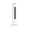 Igenix 30in Tower Fan with Timer White DF0030
