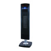 2kW PTC Ceramic Tower Fan Heater Black IG9031