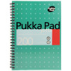 Pukka Jotta A5 Notebook Wirebound Feint Ruled 200 Pages (Pack of 3) JM021