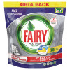 Fairy Platinum Dishwasher Tablets (Pack of 72) 81448293