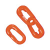 VFM Red Connecting Links 6mm Joint (Pack of 10) 360084