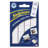 Sellotape Outdoor Sticky Fixers 20 x 20mm Pack of 48 1445421