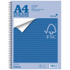 Silvine Shorthand Notebook 80 Leaf Ruled (Pack of 10) FSC160