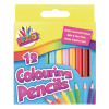 Tallon Assorted Half-Sized Coloured Pencils (Pack of 288) 5119