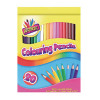 Tallon Assorted Full Sized Colour Pencils (Pack of 240) 5121