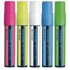 Schneider Maxx 260 Liquid Chalk Chisel Tip Marker 2-15mm Assorted (Pack of 5) 1260AS