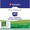 Verbatim PLA 3D Printing Filament 2.85mm 1kg Reel Green 55280