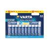 Varta AA High Energy Battery Alkaline (Pack of 12) 4906121482