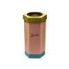 2Work Recycling Bin Green (Pack of 3) CAP582758/A