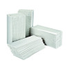 2Work White 2-Ply C-Fold Hand Towels 217mm x 310mm (Pack of 2355) 2W70063