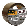 Scotch Classic Packaging Tape 50mmx50m Brown CL.5050.S.B