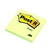 Post-it 76x127mm Canary Yellow Notes (Pack of 12) 655Y