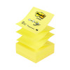 Post-it Z-Note 76x76mm Yellow (Pack of 12) R330