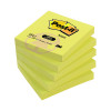 Post-it Recycled 76 x 76mm Canary Yellow Notes (Pack of 12) 654-1Y