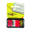 Post-it Bright Pink Index Tabs 25mm (Pack of 12x50) 680-21