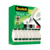 Scotch Magic Tape 810 Tower Pack 19mm x 33m (Pack of 24) XA004815701
