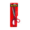 Scotch Universal Scissors 200mm Red 1408