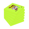 Post-it Super Sticky 76x76mm Asparagus Notes (Pack of 6) 654-6SS-AW