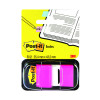 Post-it Index Tabs 25mm Blue (Pack of 600) 680-2