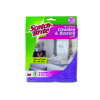 3M Scotch-Brite Cleaning and Dusting Cloths (Pack of 2) GN030122008