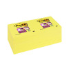 Post-it Super Sticky Note Canary Yellow 76x76mm (Pack of 12) 654-12SSCY