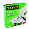Scotch 810 Solvent Free Magic Tape 12mmx33M - 8101233