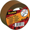 Scotch Paper Mailing Tape 50mmx50m Brown P.5050.S