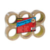 Scotch Packaging Tape PVC 50mmx66m Clear PVC5066F6 T